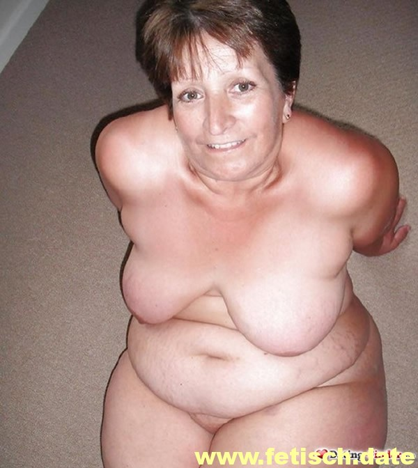 Granny hängetitten