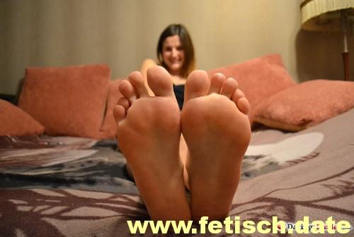Fußfetisch, Fusssex