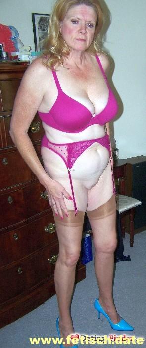 Granny Wien Mollig