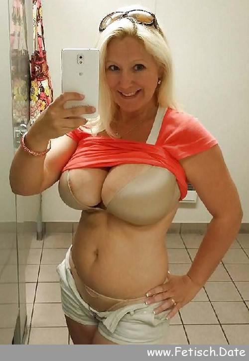 Milf, Titten, Seitensprung, Blond