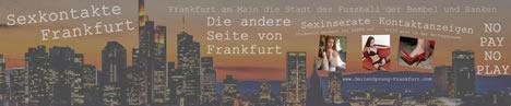 Seitensprung und Sexkontakte in Frankfurt