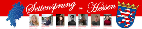 Seitensprung und Sexkontakte in Hessen